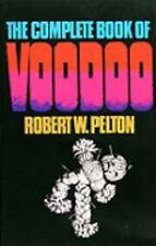 Complete Book of Voodoo Hoodoo Book Wiccan Pagan Witchcraft Santeria