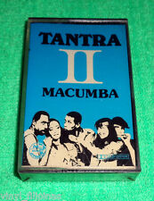 PHILIPPINES:TANTRA II - Macumba ,TAPE, Cassette,RARE,SEALED,New Old Stock