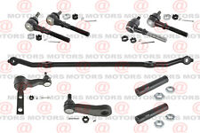 For 4WD Ford F-150 Center Link Tie Rods Pitman Arm Idler Arm Adjusting Sleeve