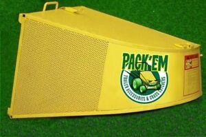 Exmark Lazer Grass Catcher Bagger - 4.4 cubic ft. -  PK-EX4