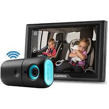 Garmin BabyCAM Wireless Baby Bambino Monitor con visione notturna 010-12377-00