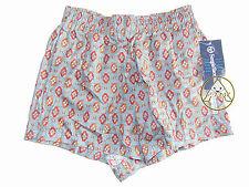 Vintage 90 TACCHINI Boxer 9 10 Anni 42 Shorts Costume Beach Bambino Grigio 80