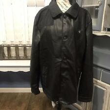 Mens Black VG World Collection Italia Jacket XXL