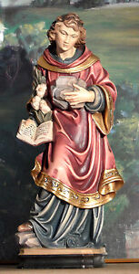 Holy Stephanus, St. Stephan, woodcarving/ holzgeschnitzt