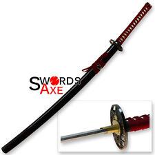 Sugoi Steel Edo Warrior Katana Mibu Clan Classic Japanese Forged 1060 HC Sword