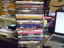 (23) Music Concert DVD Lot: Pink Floyd  Toby Keith  Smashing Pumpkins Neil Young