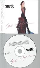 CD--SUEDE--SHE'S IN FASHION--PROMO