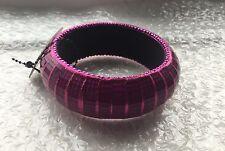 Pink Glitter Bangle from Asda George New