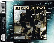 BON JOVI ~ Bed Of Roses (cd single, 1993)
