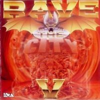 Rave the City 5 (1994, #8318502) Jens, Brothers in Crime, Brainblower, .. [2 CD]