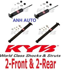 4 of KYB Excel-G® Gas Shock Absorber's Chevy El Camino Front &  Rear