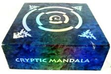 Vintage Cryptic Mandala Mental and Spiritual Board Game Insight 1998 Rare