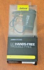 Jabra BT2080 Silver/Black Ear-Hook Bluetooth Wireless Headset