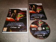 JEU NINTENDO WII Pal VF: METROID: Other M - Complet TBE