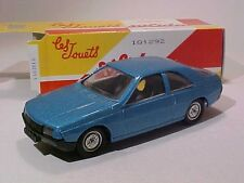 Renault Fuego 1996 Solido 1/43 Diecast Mint in Box
