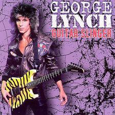 Guitar Slinger by George Lynch (CD, Nov-2007, Cleopa...( Dokken Lynch Mob)