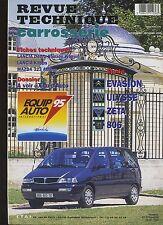 (6B)REVUE TECHNIQUE CARROSSERIE FIAT ULYSSE LANCIA ZETA CITROEN EVASION 806