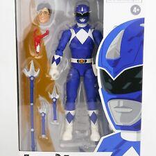 Power Rangers Lightning Collection Mmpr Mighty Morphin Blue Ranger Figure New