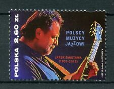 Poland 2017 MNH Jarek Smietana Jazz Musicians 1v Set Music Stamps