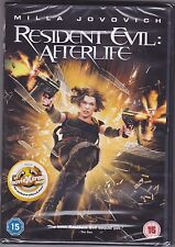 Resident Evil - Afterlife (DVD, Brand New & Sealed) Great Horror, Milla Jovovich