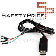 USB a RS232 TTL PL2303HX PL2303 Convertidor USB a COM Serial Adapter 4 pin
