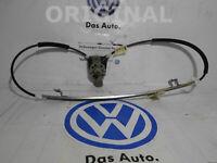 Winder Window Lift Window Regulator Original Volkswagen Golf 2 Jetta Passat