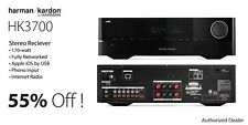 Harman Kardon HK 3700 2-Ch Stereo Receiver 170 Watt