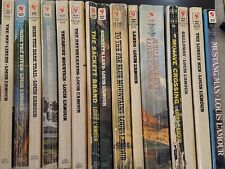 Louis LAmour $1.25 Per Book Paperback Choose Your Titles Build a Lot Western