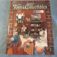 "Prudy Vannier ""Toys & Collectibles"" Decorative Tole Painting Book"