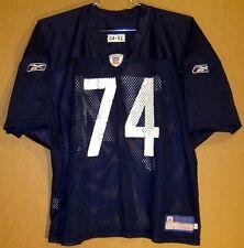 Chicago Bears Ruben Brown 2004 Nfl Practice Jersey