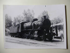 IT554 - 1971 FS ITALIA - ITALIAN RAILWAY - STEAM TRAIN PHOTO Italy