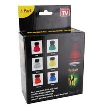 x4 Magic Snap Cap for Soft Drinks 6 in One Pack