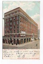 UDB Postcard,The Atlantic Hotel,Norfolk,Va.,Virginia,1906