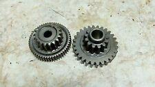 15 honda TRX500 FM1 TRX 500 FM Foreman starter reduction gears gear