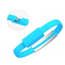 Blau Ladekabel Datenkabel für iPhone 5/5S/5C iPhone 6 ipad Armband