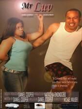 MR. LUV Movie POSTER 27x40 Jessica Agramonte Mike Aubrey Esteban Benito Daniel R