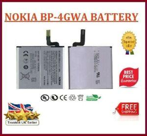New Nokia BP-4GWA Replacement Battery 2000mAh For Nokia Lumia 625, Lumia 720