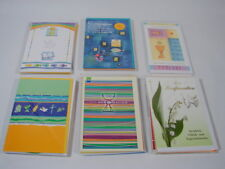 50 Karten zur Konfirmation Glückwünschkarten Einzelkarten neuwertig