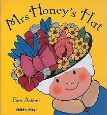 NEW Mrs Honey's Hat (Big Books) (Early Reading) by Pam Adams