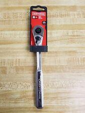 """New Craftsman 3/8""""DR 36 Tooth Socket Ratchet CMMT44808"""