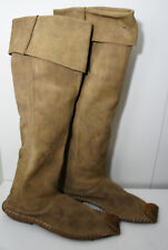 Leather Boots Medieval renaissance elf Turkish Viking Pointy LARP SCA Movie Prop