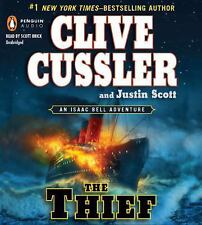 An Isaac Bell Adventure: The Thief No. 5 by Justin Scott and Clive Cussler (2012