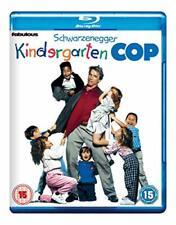 Kindergarten Cop BLURAY DVD Region 2
