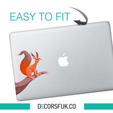 Cute Squirrel Design Decorative MacBook Laptop, Fridge, Car Clear Skin Sticker