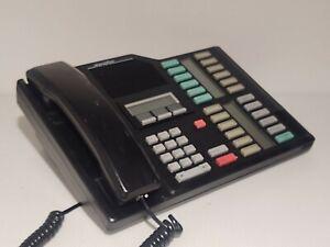 Meridian NorTel M7324 Black Business Phone Office Telephone Northern Telecom N12