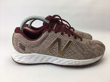 New Balance Men Burgundy Red Fresh Foam Arishi MARISRO1 Running Shoe 7 wide 4e