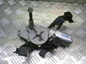 (999652) Peugeot 207 Windscreen Wiper motor rear