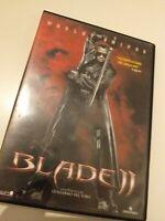 Dvd  BLADE 2 CON WESLEY  SNIPES  (2dvd )