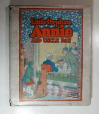 LITTLE ORPHAN ANNIE #9 UNCLE DAN HAROLD GRAY 1933 IN DJ CUPPLES AND LEON NICE