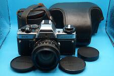 Prakticar PB Carl Zeiss 50mm 1.4 neuere Variante mit Praktica BCX -Mega RAR-